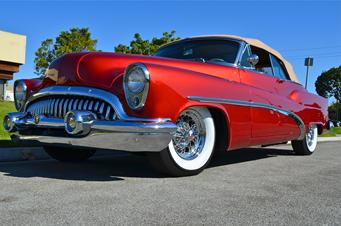 1953 Buick Super Convertible Sold